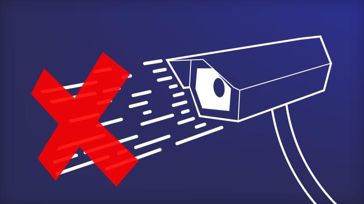 banned facial recognition cameras
