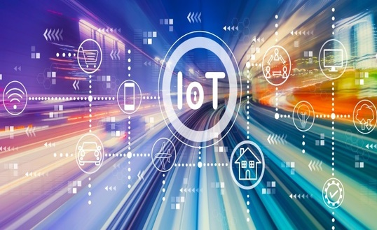 IoT connectivity graph
