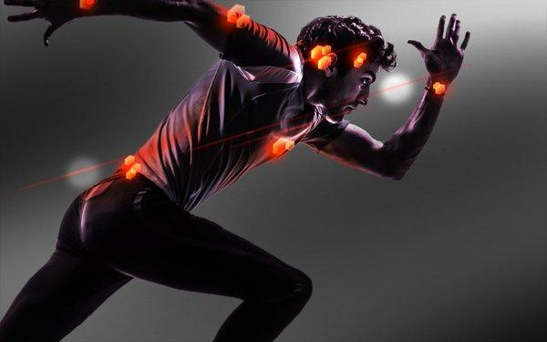 Smart clothing wireless body sensors