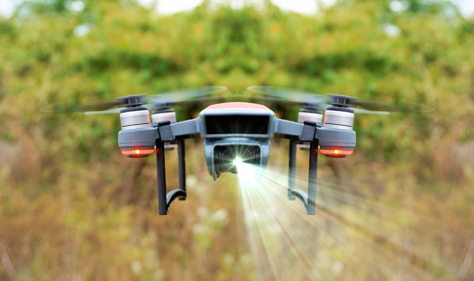 lidar drone surveillance 3d sensors 960