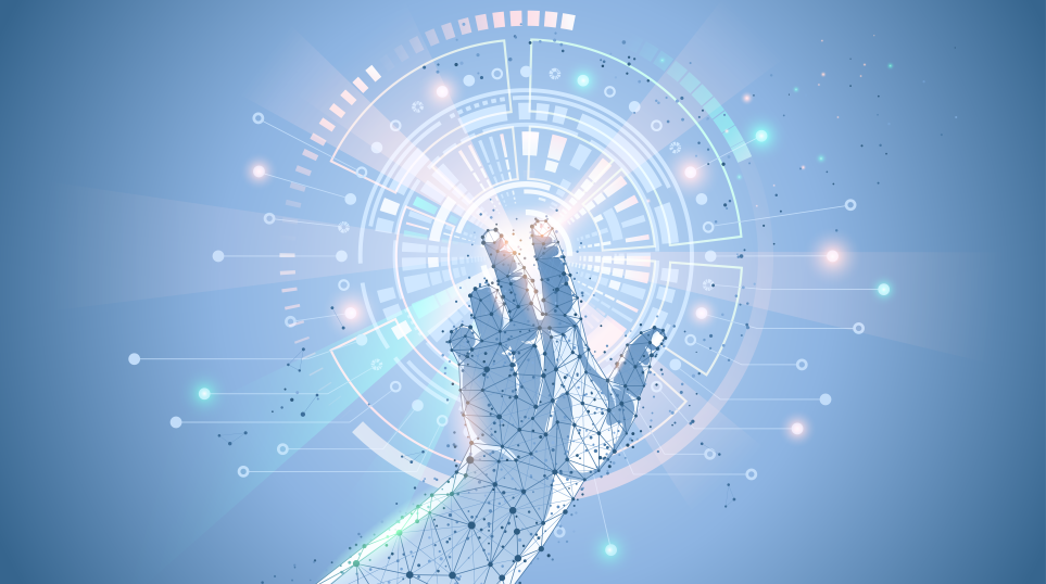 sensors hand data technology future