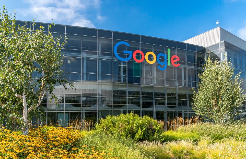 Google office voice assistant smart sensors data cloud