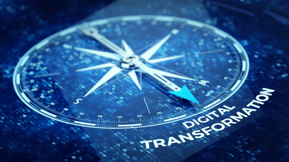 digital transformation compass change management technology deloitte