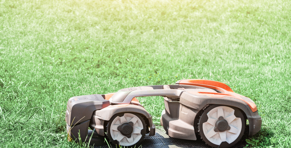 husqvarna robot lawnmower bobby