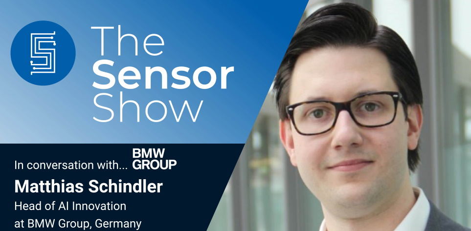 speaker profile - Matthias Schindler - BMW Group