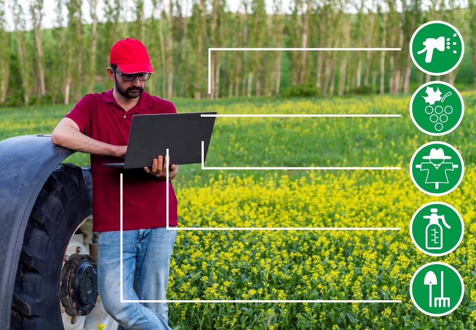 smart farming agritech sensors technology