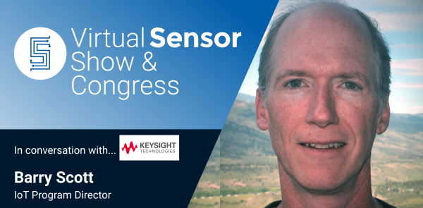 speaker profile - barry scott - keysight technologies